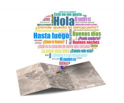 The image for Beginner II Spanish: Class #8