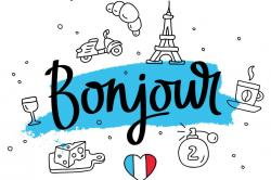 The image for Beginner I French: Class #5