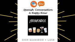 The image for Spanish Conversation & Happy Hour